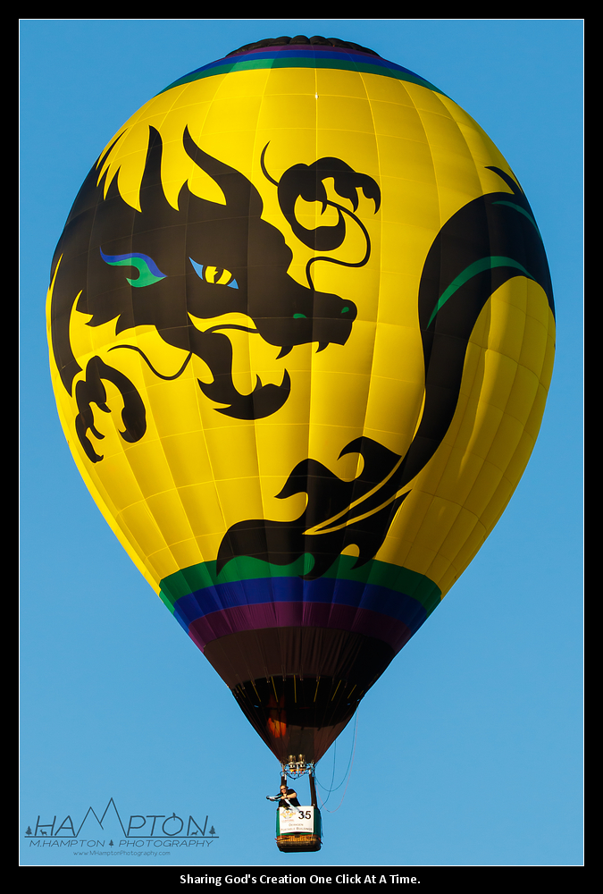 Dragon Balloon