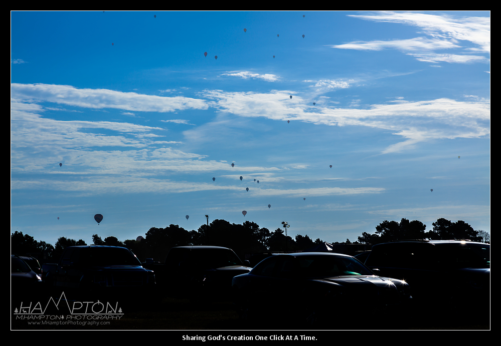 Sky Full of Balloons